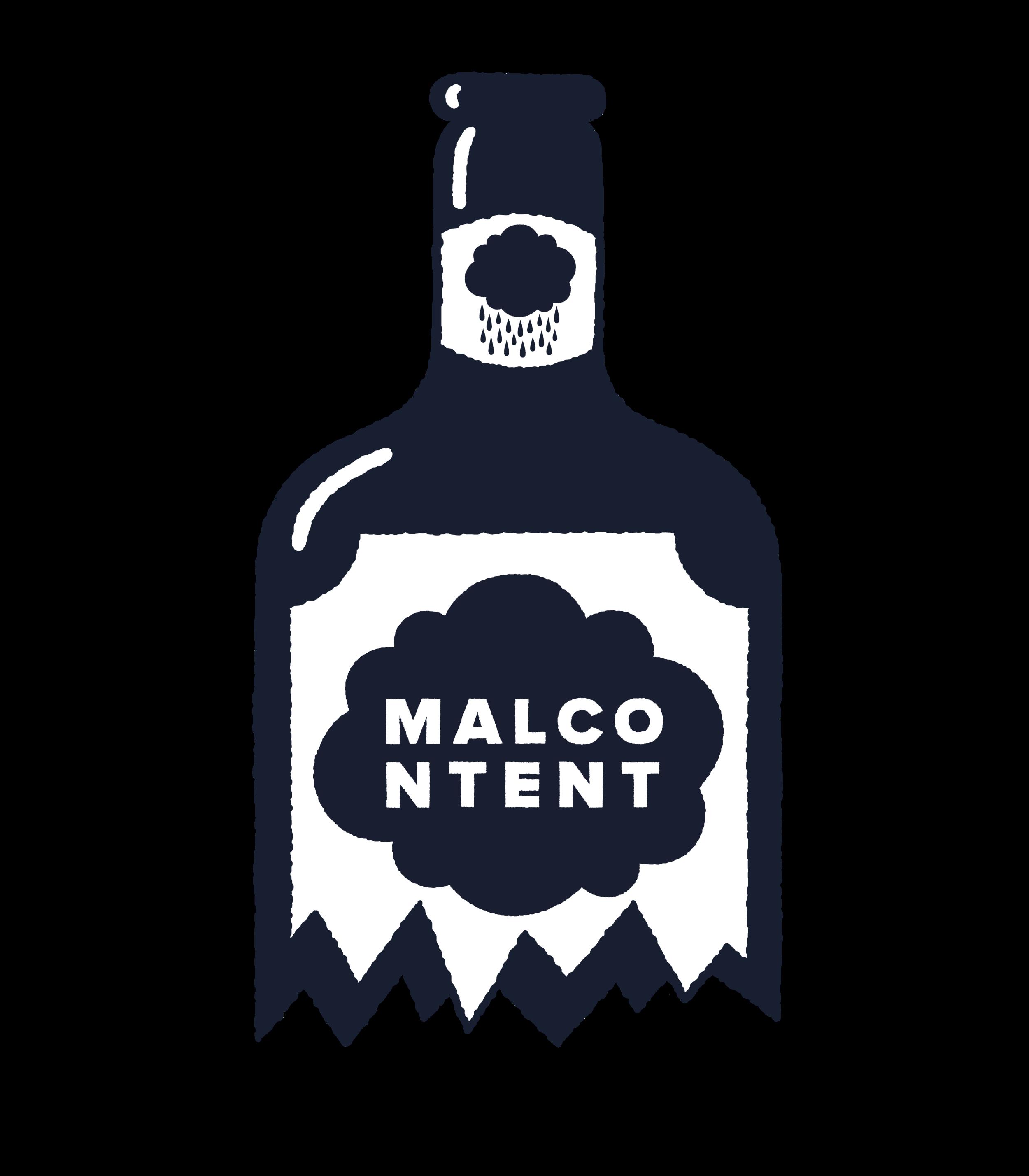 MALCONTENT Bottle