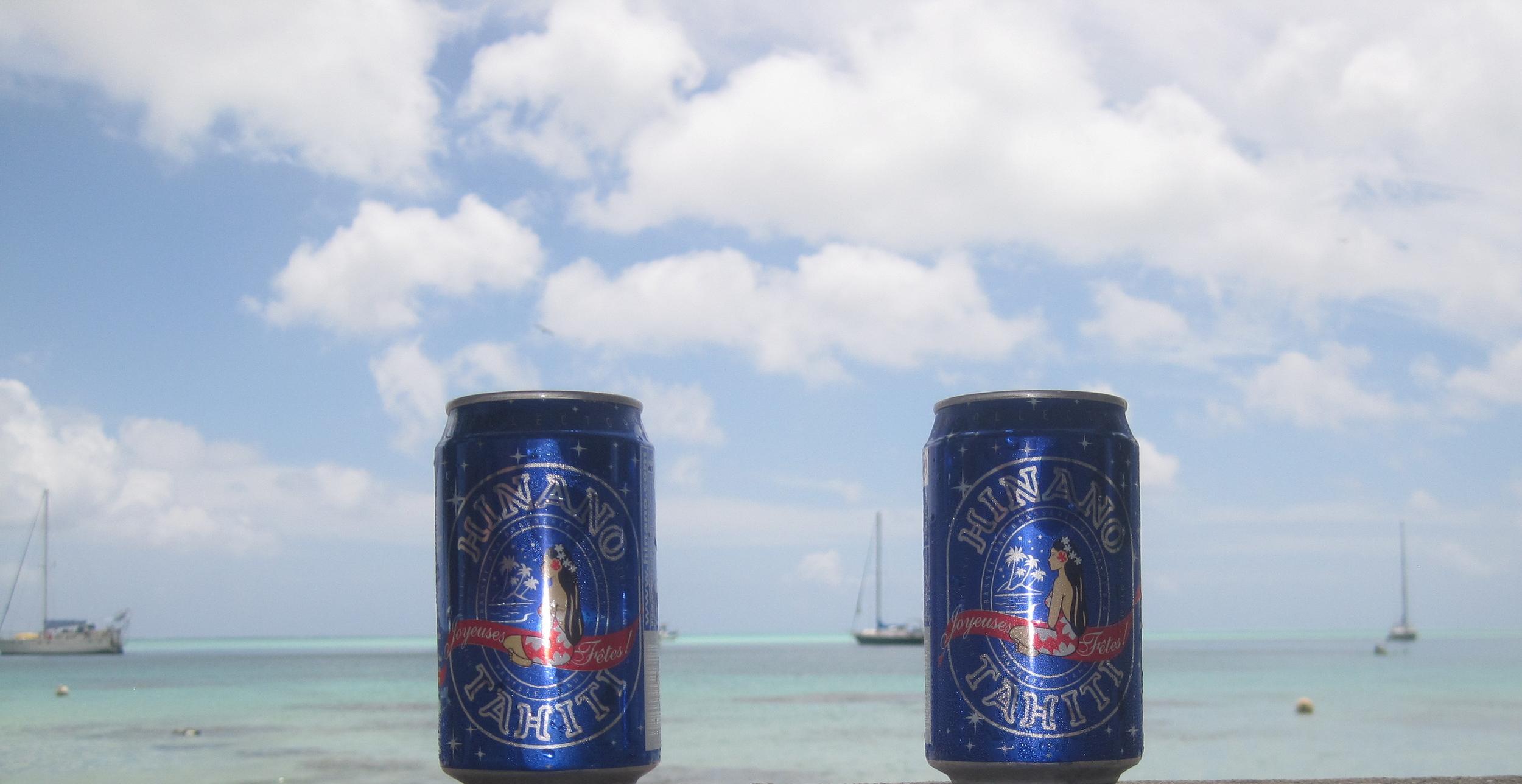 Bora Bora Matira Snack