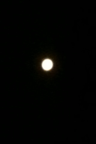 .@jcunwired haha Yes! Here's pics of the full moon in our Living Room :) -