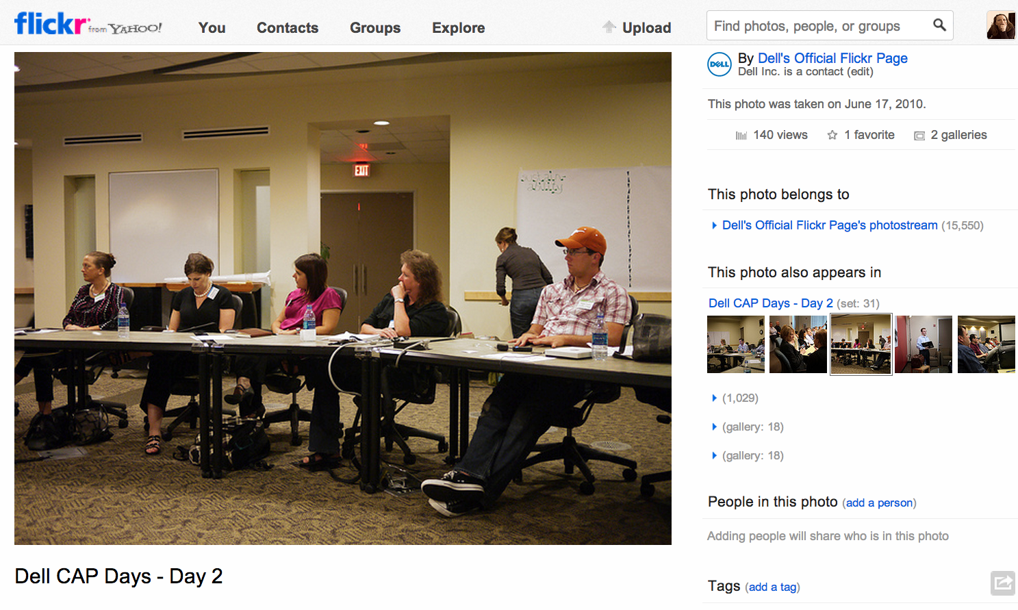 #DellCAP Days - Day 2 | Flickr - Photo Sharing!.png