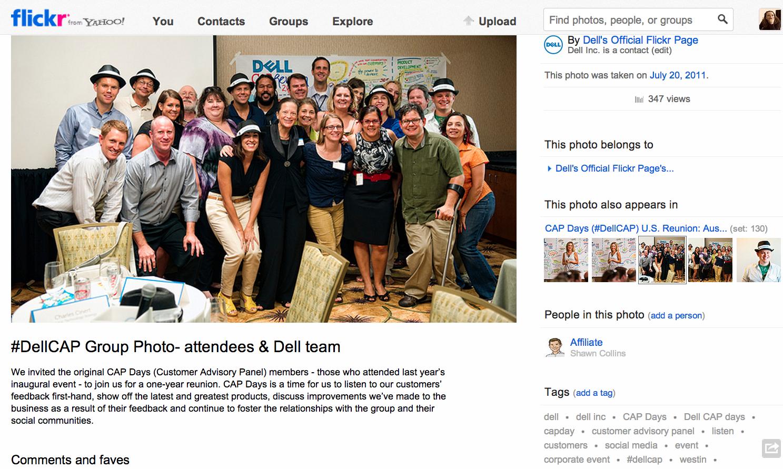 #DellCAP Reunion Group Photo