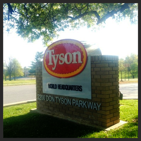 Tyson Foods, Inc. global headquarters