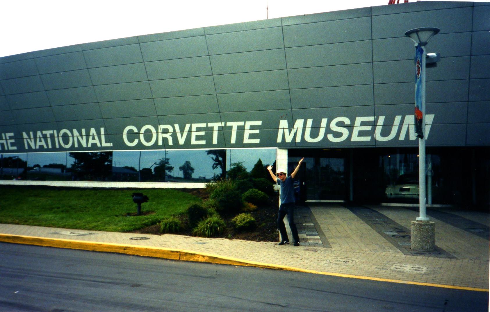 """""""Ya'll should buy a corvette!"""""""