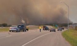 Central Texas Wildfires