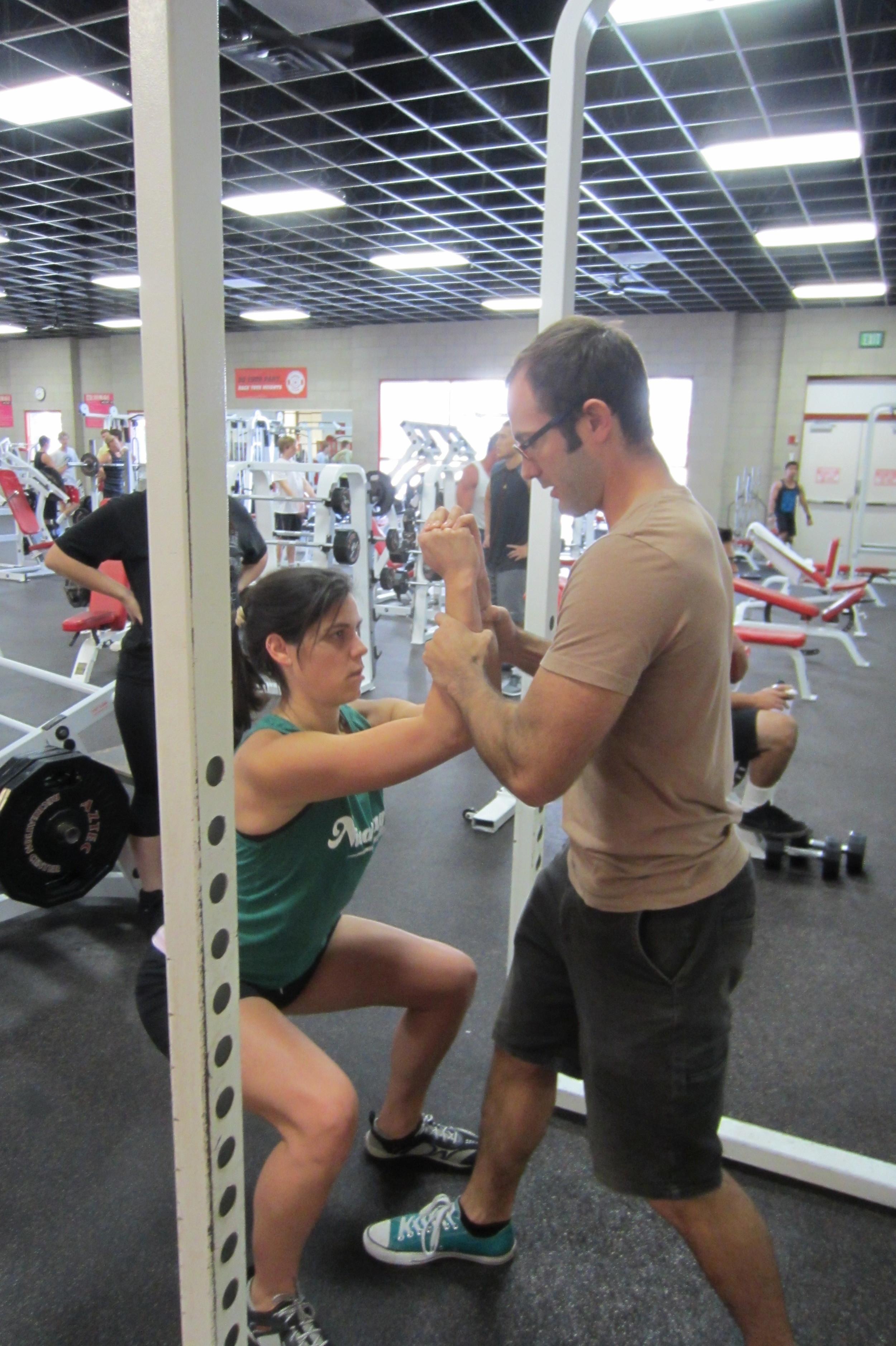 Activating Hip Flexors for Squat Depth