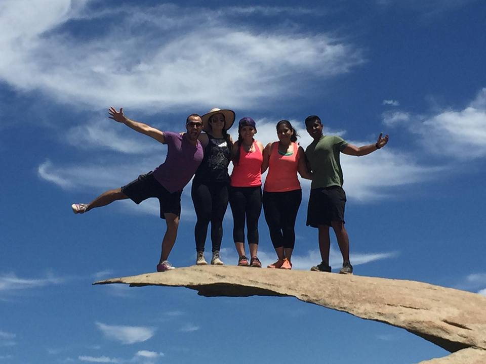 Strong Made Simple On the Potato Chip Rock