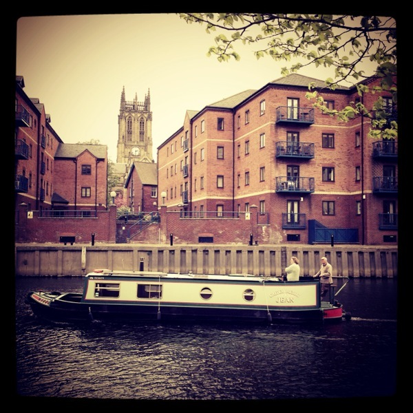 CanalBoat on Leeds-Liverpool Cannal
