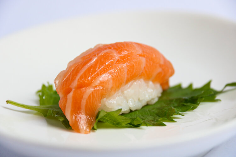 Salmon Belly Sush best sushi delivery