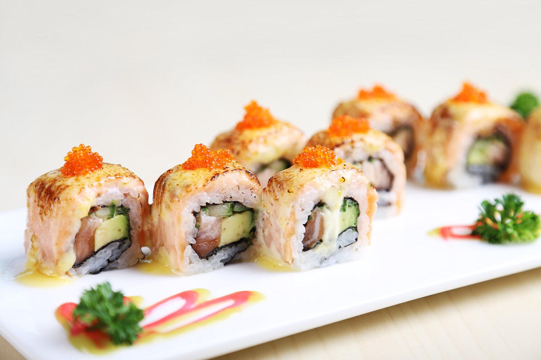 Standing Sushi Bar - Best sushi in Singapore