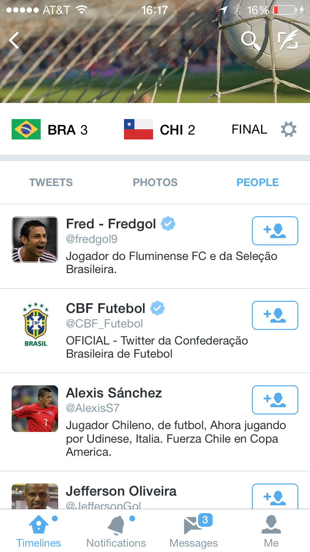 Twitter shows you how it's done when offering deep social coverage of a live event series.
