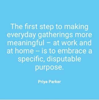 "One of my favorite people who gave a #TEDtalk this year is my friend @priyaparker. She delivered a talk titled: ""3 steps to turn everyday get-togethers into transformative gatherings."" ⠀⠀⠀⠀⠀⠀⠀⠀⠀ I've worked with Priya for years on some behind-the-scenes strategies with my life and business. One of the reasons you know about my book #HowToBeBlack is because I used some tools Priya taught me to organize the rollout. ⠀⠀⠀⠀⠀⠀⠀⠀⠀ At heart, Priya's talk is about how to get more meaningful connections out of our time with other people, whether that time is in the form of a dinner, a meeting, or a wedding. I don't necessarily think every business meeting needs to rediscover the human soul, but I think we can do a lot better job of making our time together more interesting especially considering that we spend so much more time alone and on screens. Time together with other humans is precious. ⠀⠀⠀⠀⠀⠀⠀⠀⠀ So I have a question for you. What's a gathering you've been part of that felt above average, and why? Maybe it came with a set of simple rules (no talking about your job), or maybe there was a spirit of play injected into it (everyone who entered was dramatically announced like royalty). I'd love you to share examples of your best gatherings. Go humans go!  #ted #tedtalks #gathering #connection #meetings #parties #advice #tips"