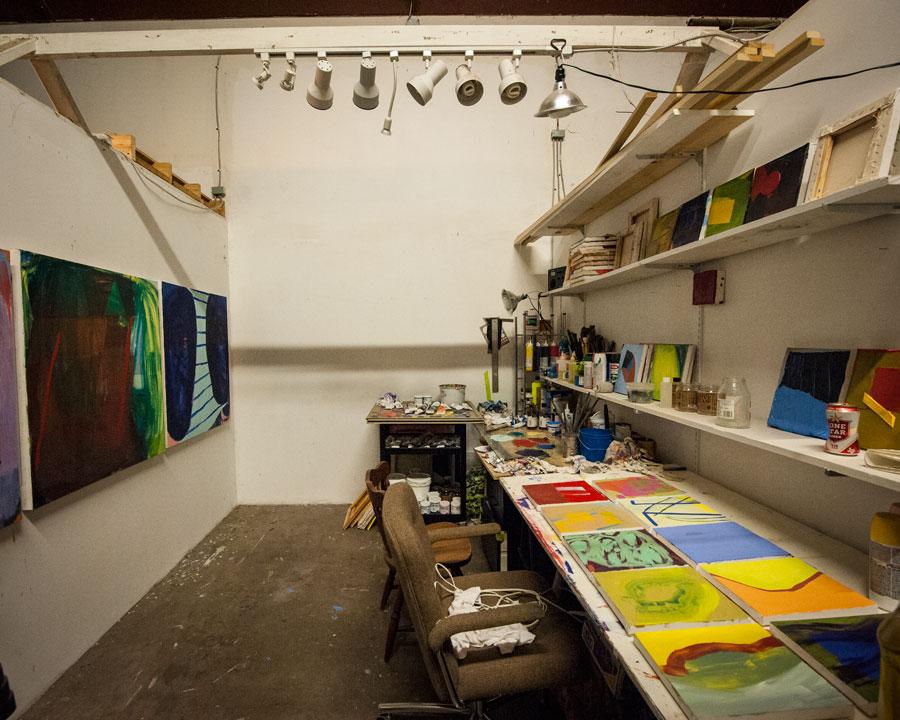 Studio workspace IMAGE SS-01