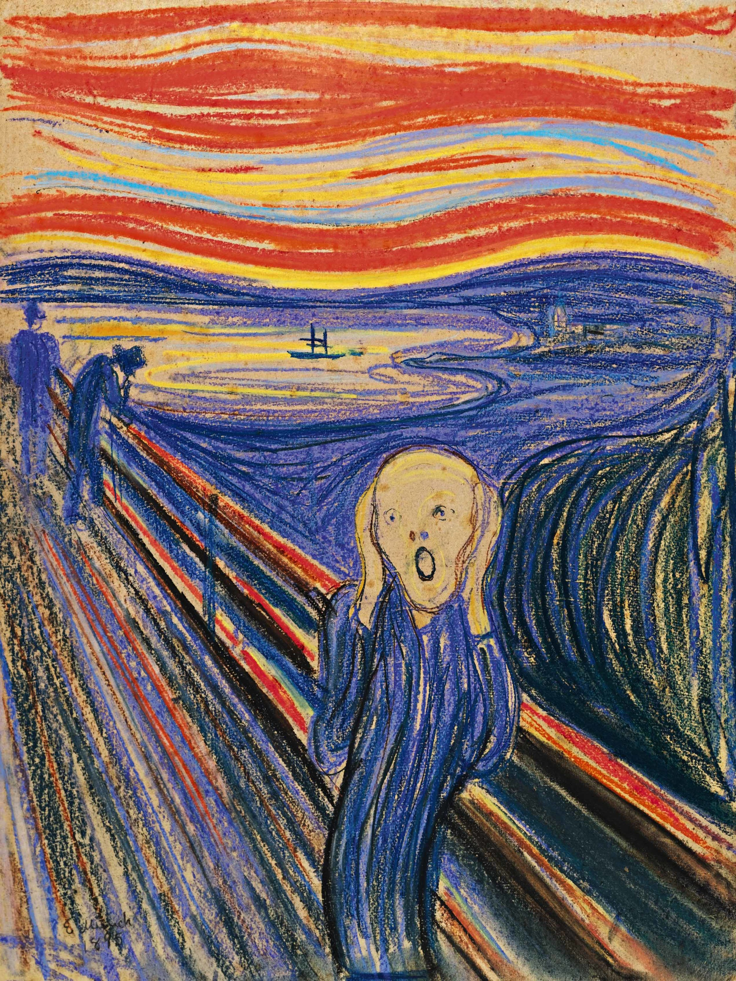 "Munch's "" Scream"""