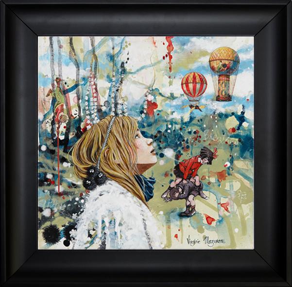 """""""Breathe""""-Virginie Mazureau"""