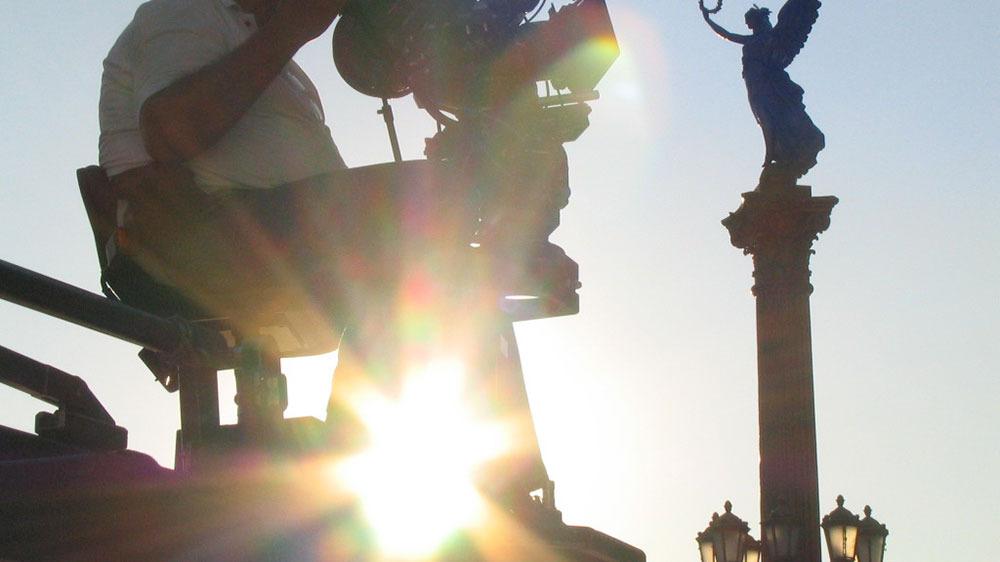 Filming in Prague > Crew 01