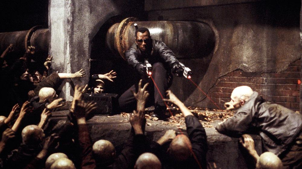 Blade II  (2002) New Line Cinema