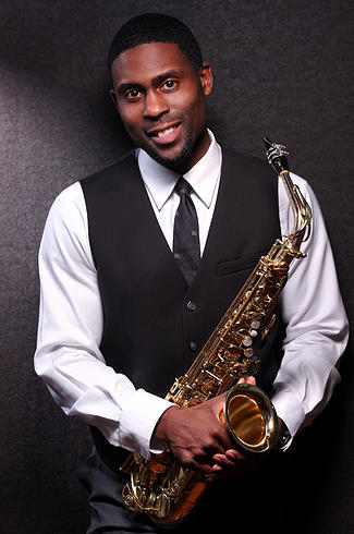 Guest Saxophonist  Robert Young