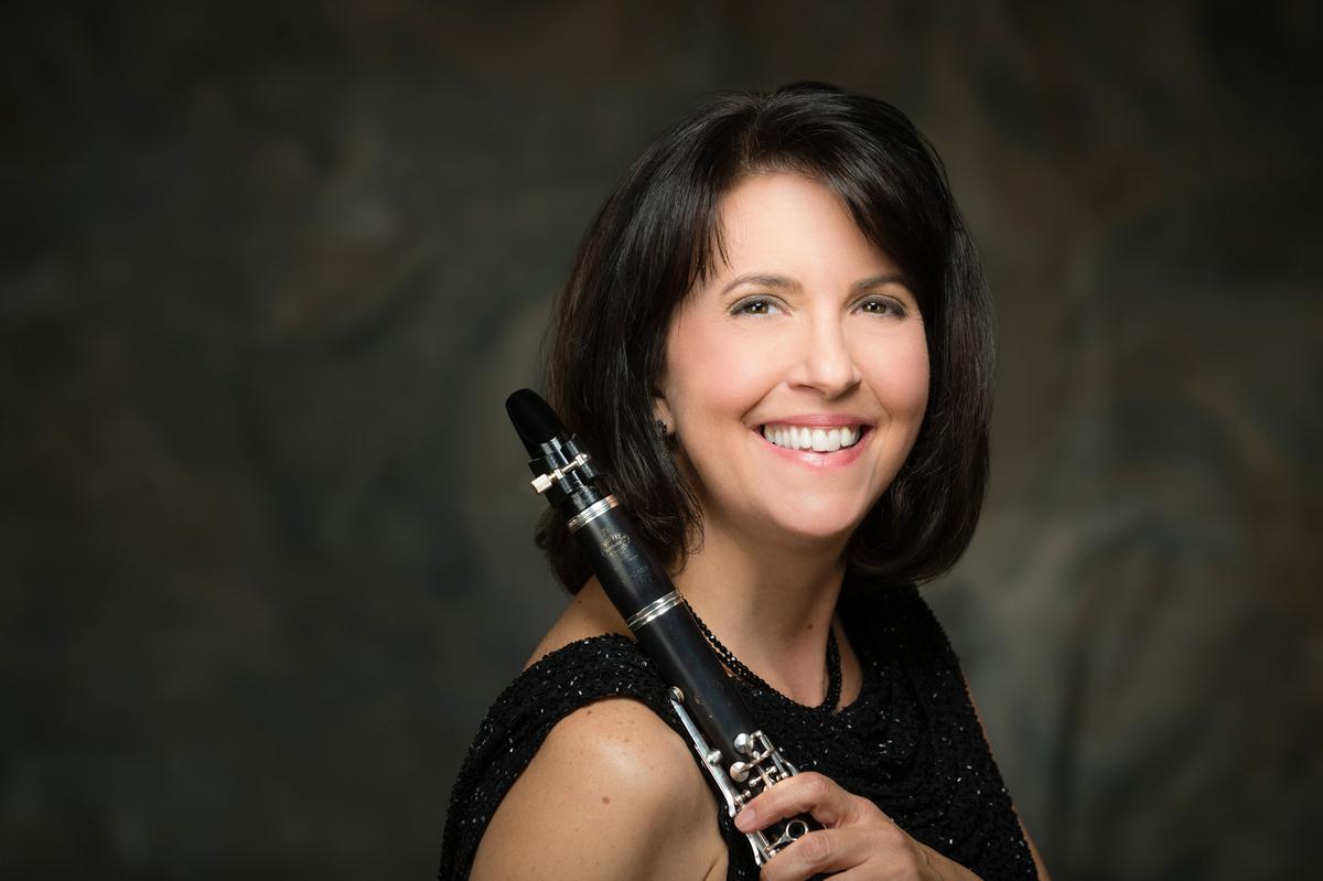 Guest Clarinetist  Janice L. Minor
