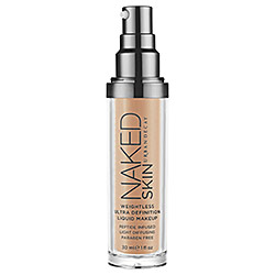 NAKED skin foundation