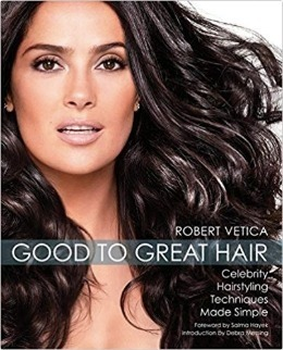 This is a little older but still very relevant. Robert Vetica has some serious A-list clients who love to sing his praise. This is somewhat of a recipe book for all types of hair.