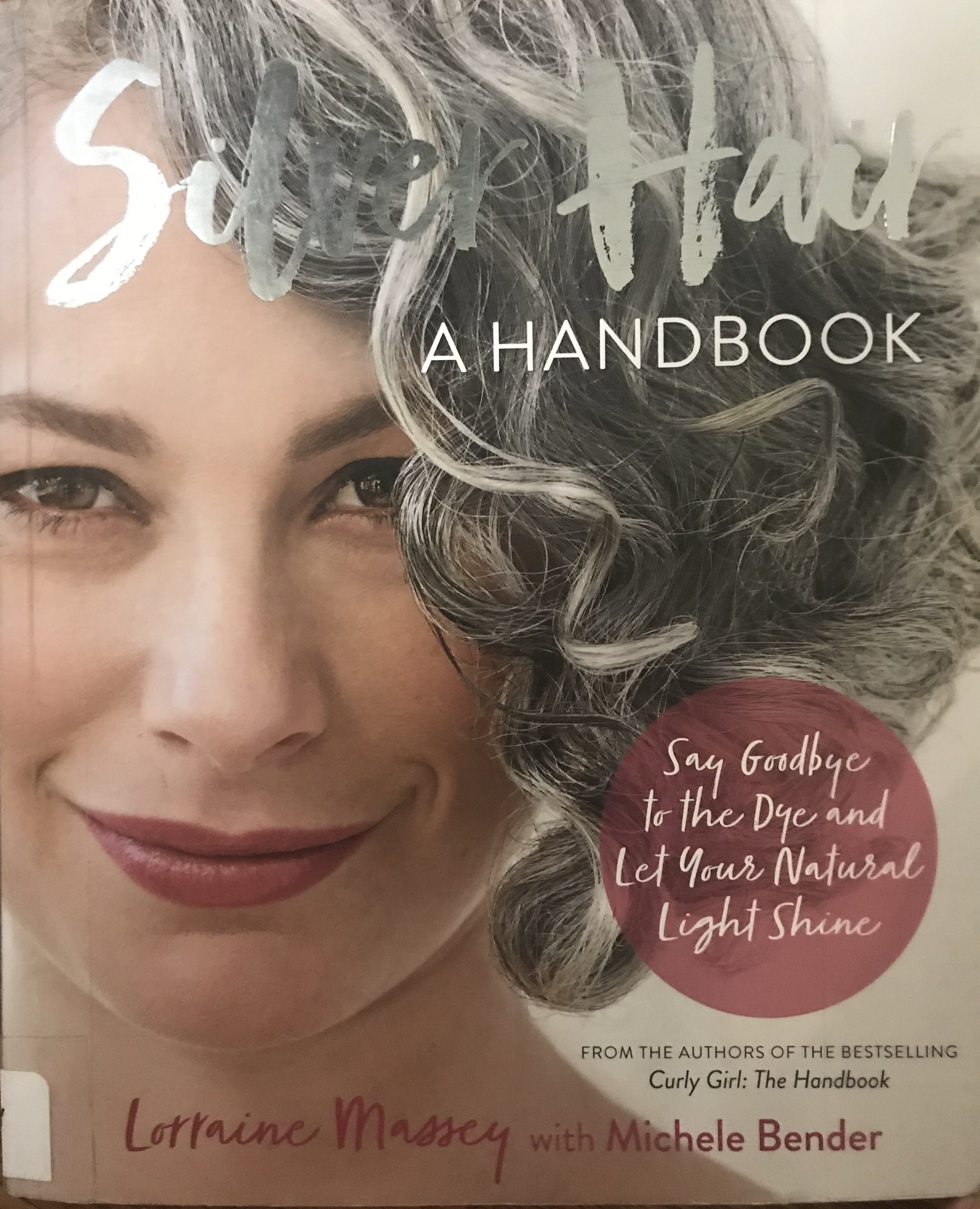 This is another incredible book from the Curly Girl Queen Lorraine Massey. She has managed to yet again help women to feel their very best while being their most natural selves. I love that! If you need inspiration to ditch the dye and want to know how you can get through it, this is the book for you.