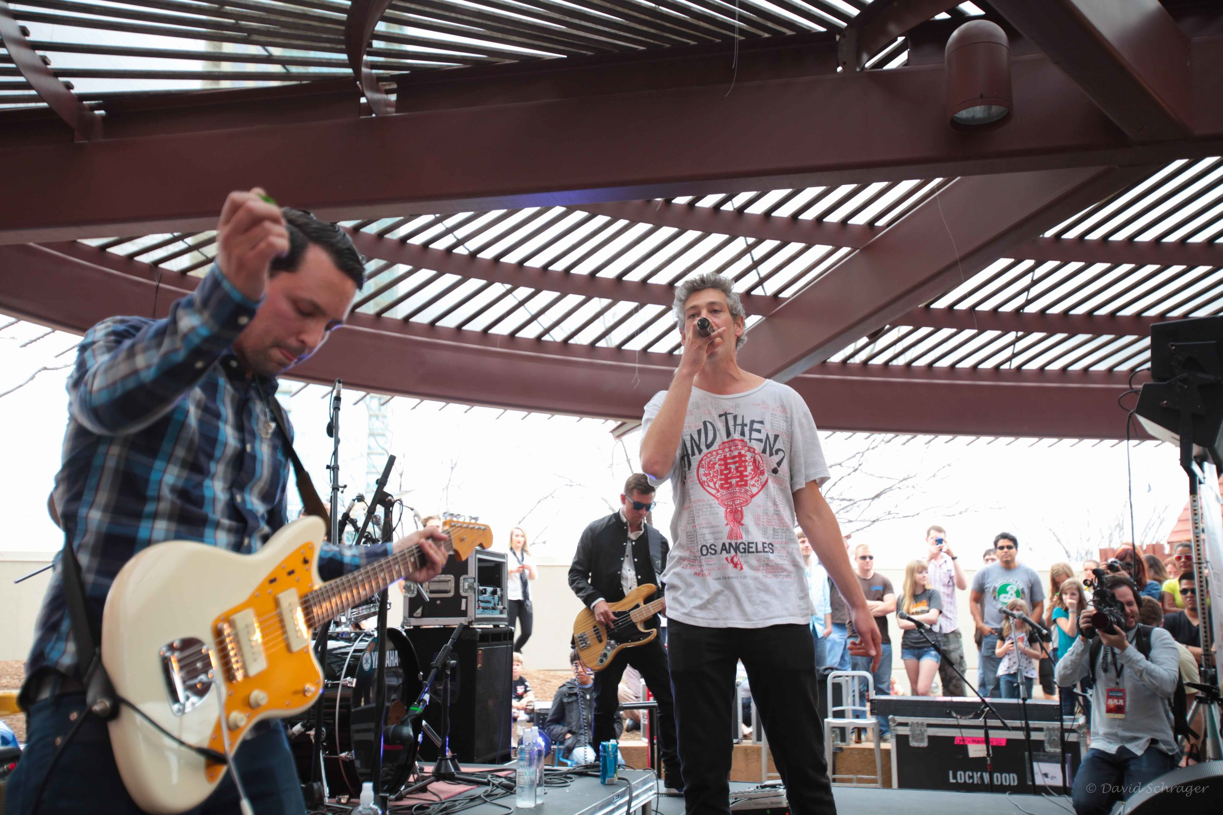 Matisyahu  @ Whole Foods Rooftop  // Quantum Collective