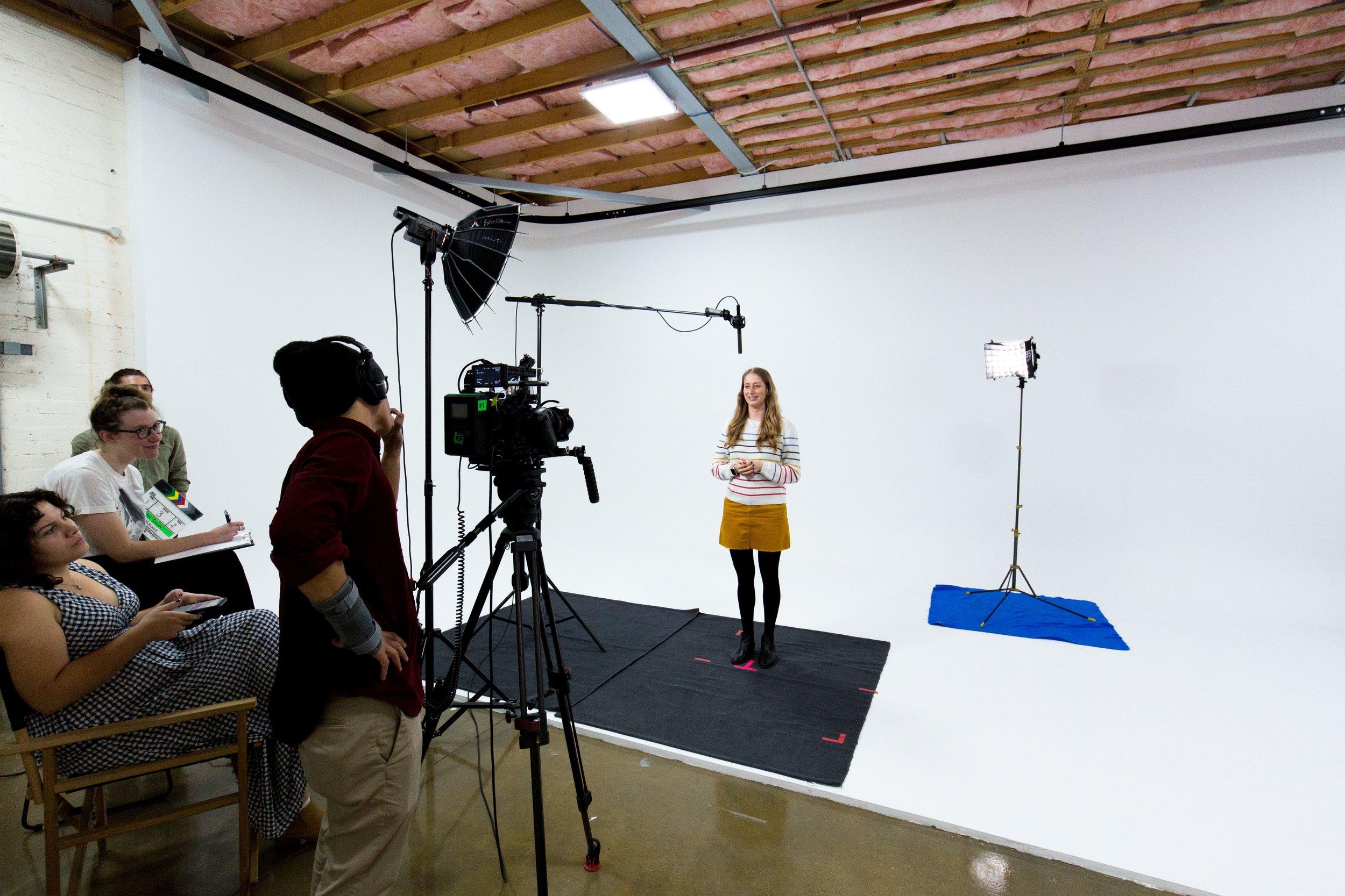 White cyc, white cyclorama, studio hire, studio, brunswick, melbourne, brunswick east, white cyclorama studio