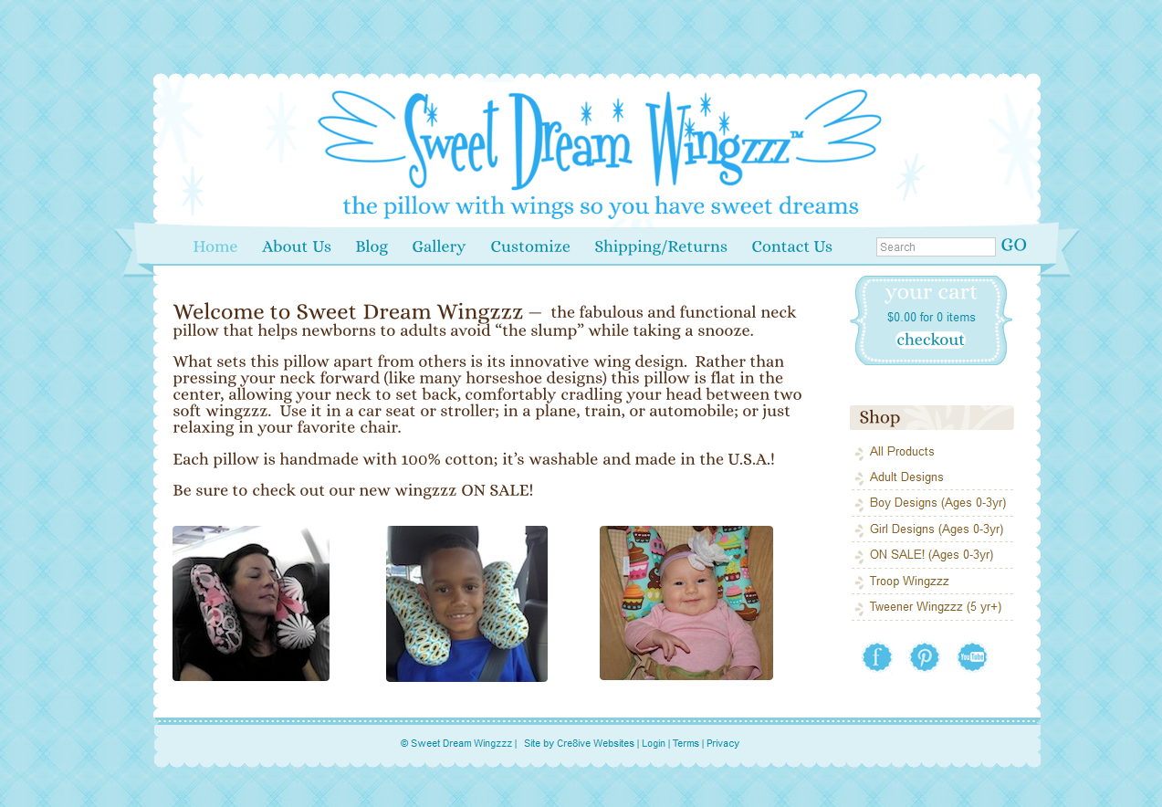 Sweet Dream Wingzzz