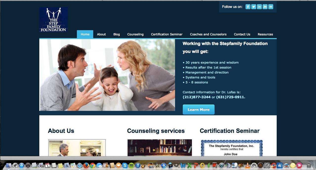 New Stepfamily.org website