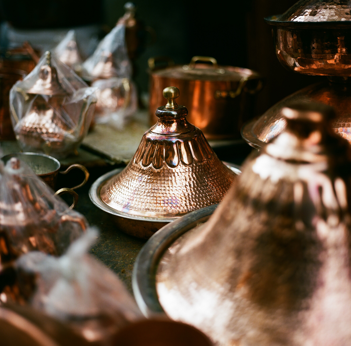 Copper Dishes and Tajine_Fez_web.jpg