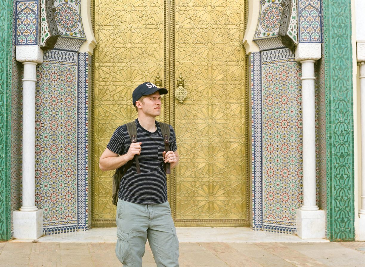 Cole in front of palace gates_fez_web.jpg