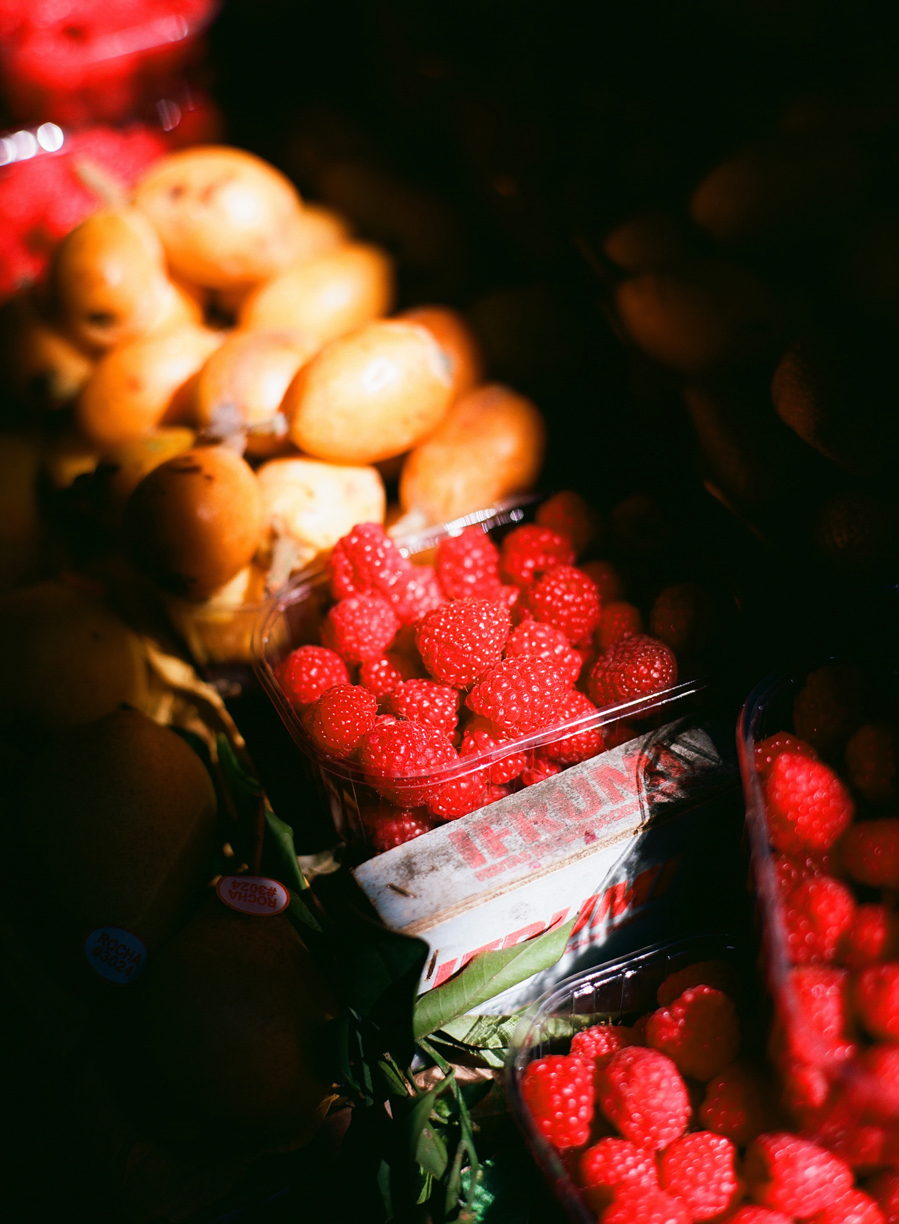 Raspberries in Harsh Lighting_Medina Produce Stand_web.jpg