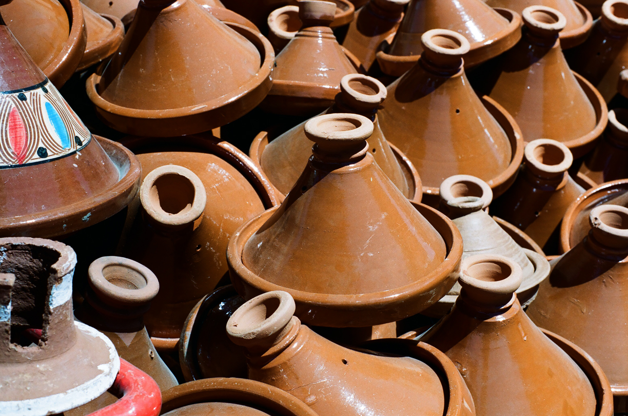 Pile of Clay Tajines_Marrakech_web.jpg