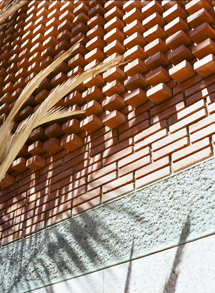 Bricks on Exterior and Palm Shadow at YSL Museum_web.jpg