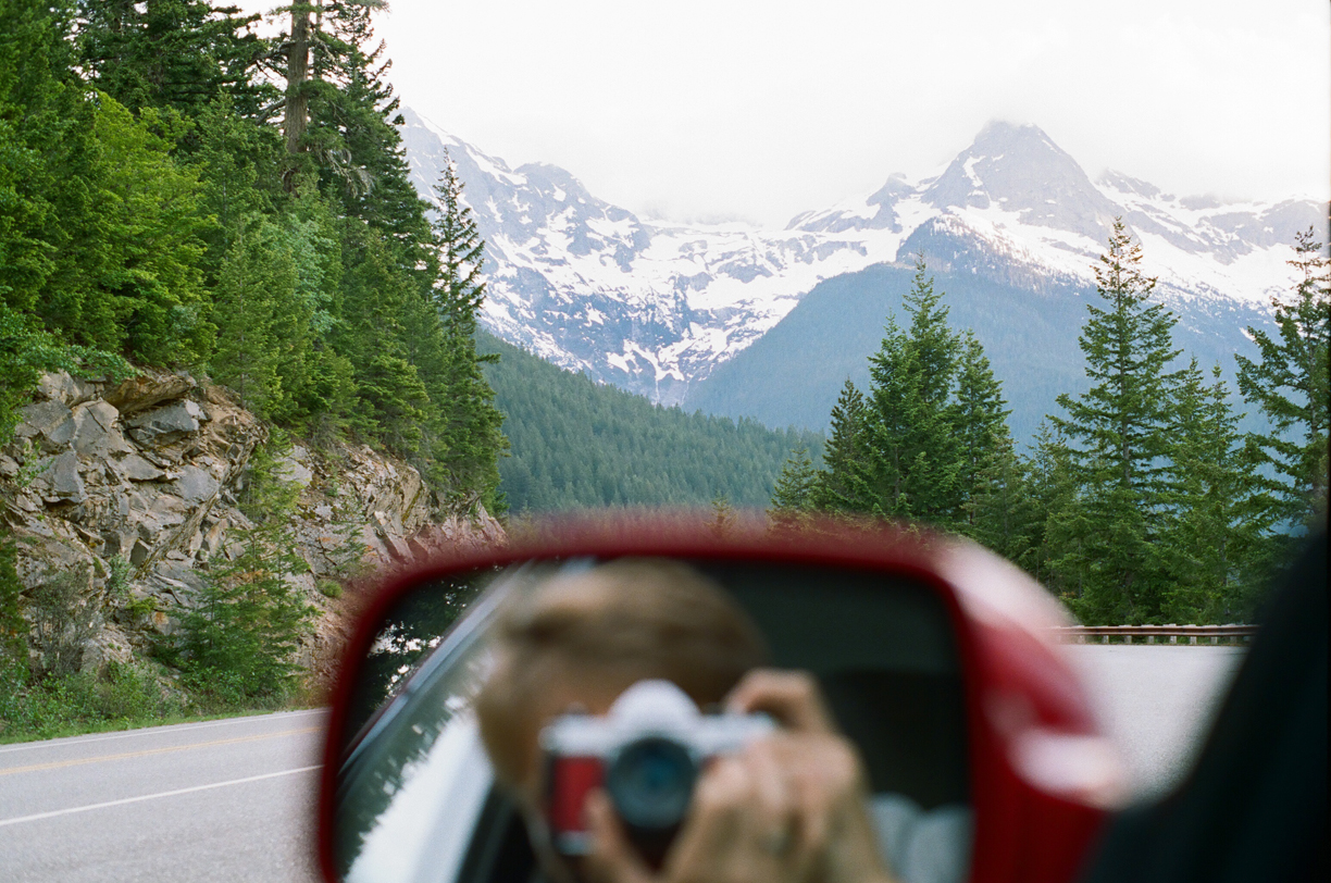 Cole and Cascades_Pull Over_Inside Car Rear View Mirror Selfie_web.jpg
