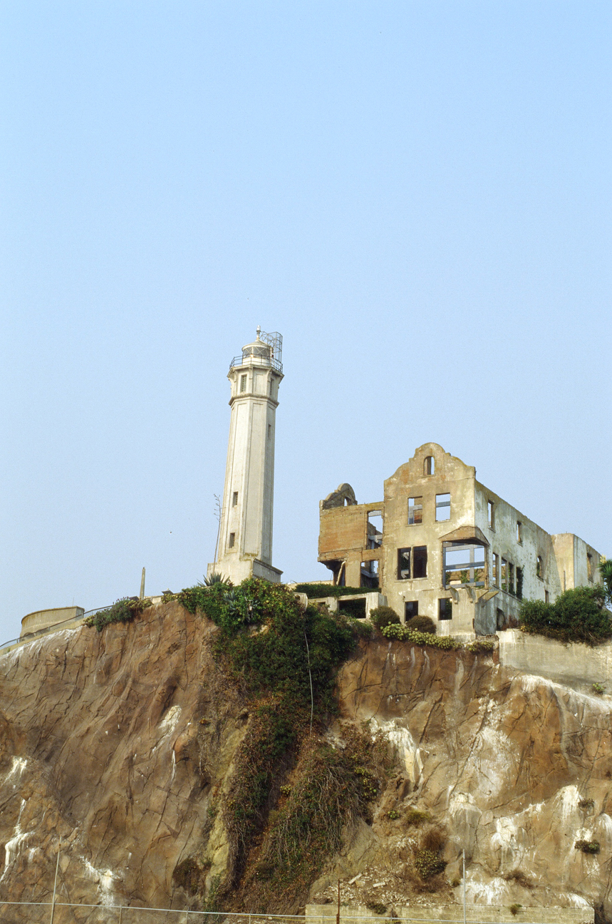 Alcatraz Lighthouse and Ruined Building_vertical_web.jpg