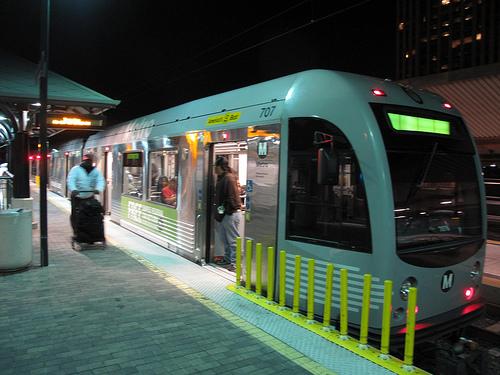 LA transit, Flickr photo from Margeret Napier