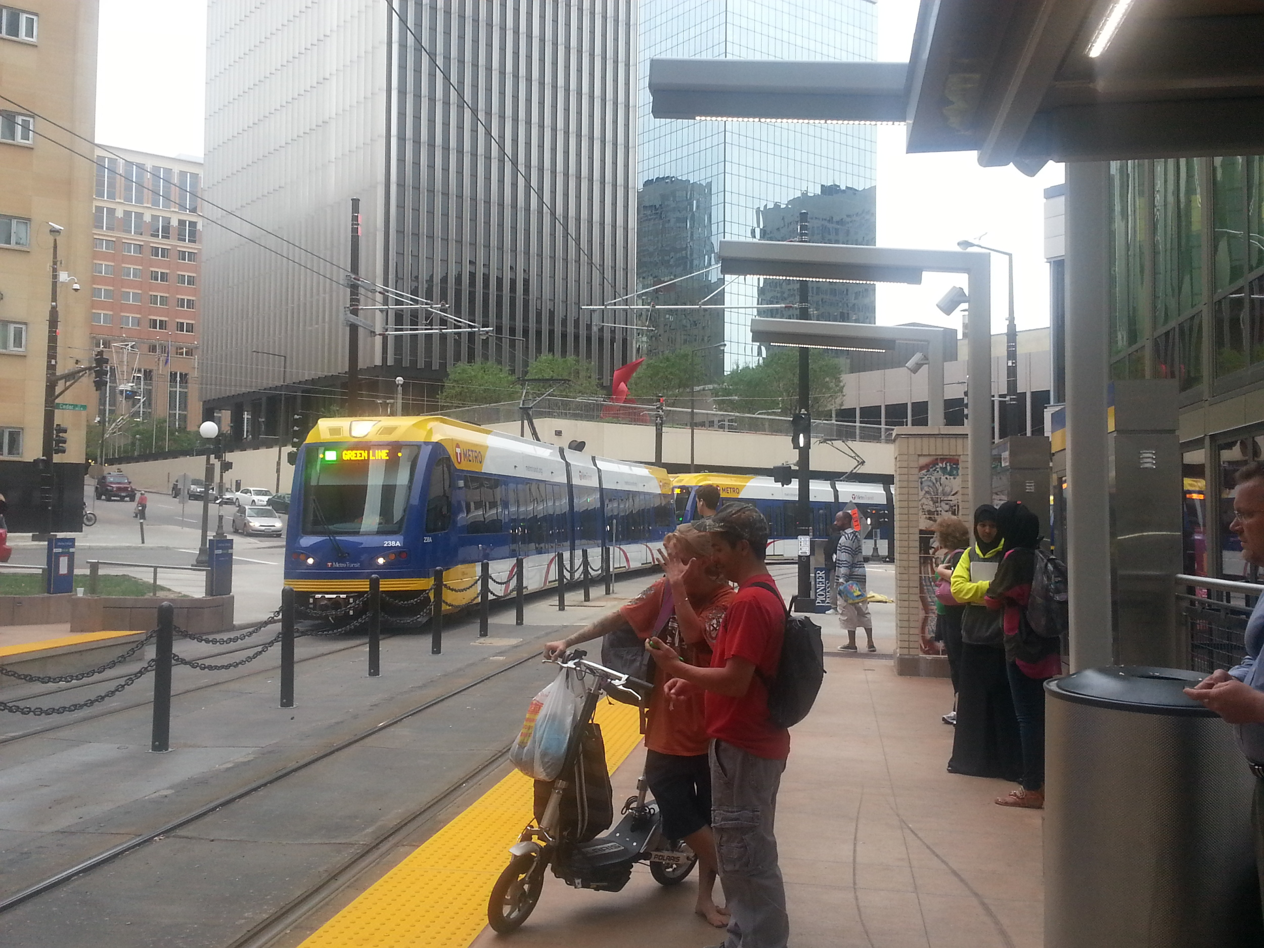 """The new Green Line LRT and the community building around the line are among the highlights of the Rail~Volution conference in Minneapolis and Saint Paul, MN.   Headed to the Twin Cities? Check out these resources by MZ Strategies, LLC:    -     The Infill TOD Circus     ( Tuesday, Sept 23 at Rail~Volution)  -- Mariia Zimmerman, MZ Strategies moderates panel featuring projects and insights by developers working on some of the most challenging TOD infill projects in Minneapolis, Dallas and Sacramento     -     Advancing TOD through Transit Corridor Planning    - a compendium of best practices in corridor planning from the Twin Cities region looking back over the past 10 years from the Hiawatha Light Rail to Northstar Commuter Rail, Central Corridor LRT and future light rail and bus rapid transit corridors throughout the region. (prepared for the Metro Transit TOD Office, published May 2014)    -     """"Transforming Community""""     :    A synthesis of the multi-year Transitway Impact Research Program's findings on the actual and projected impacts of transitways on the Twin Cities region, offering lessons learned to help guide the build-out of the rest of the network most effectively, and a set of implications for policymakers. (published October 2013)"""