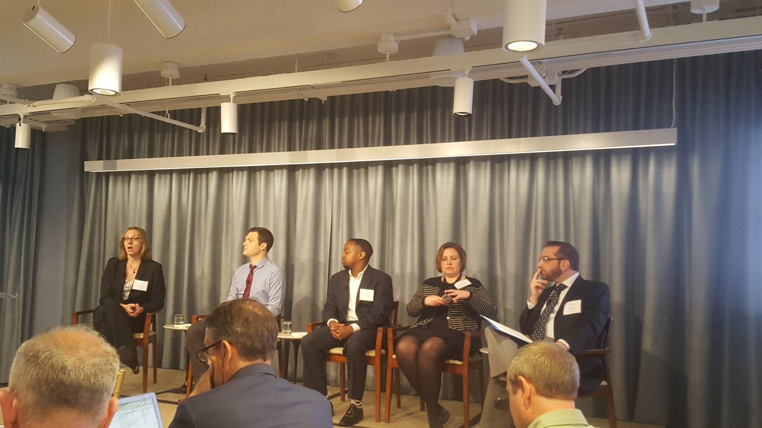 Sandy Misiewicz, CDTC, kicks off the first dialogue spotlighting emerging livable community programs