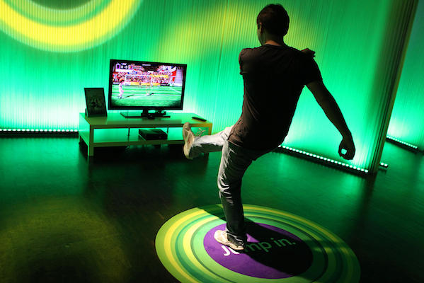 Technologies such as the Xbox Kinect increase the sophistication of video games.