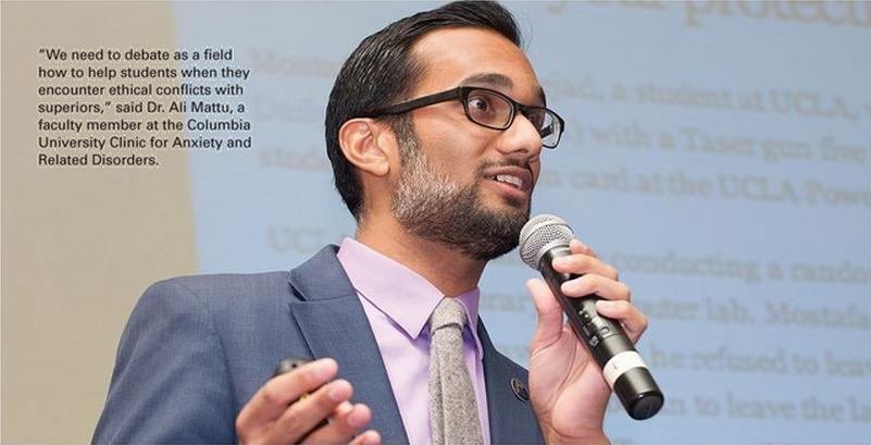 Ali Mattu, APA Education Leadership Conference