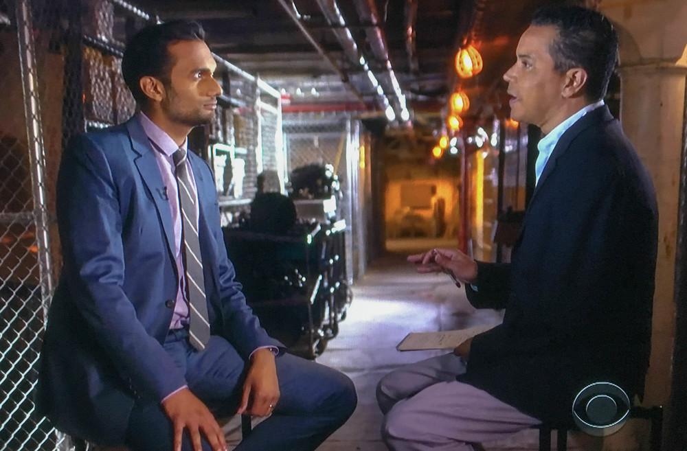 Ali Mattu, Ph.D., CBS News, 48 Hours