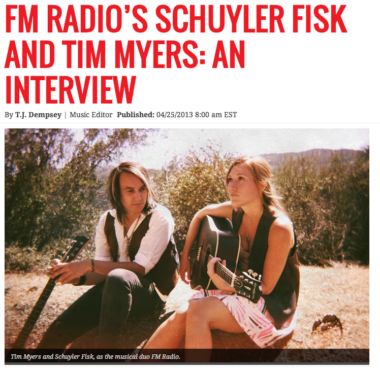 check out our interview on Culturemass!