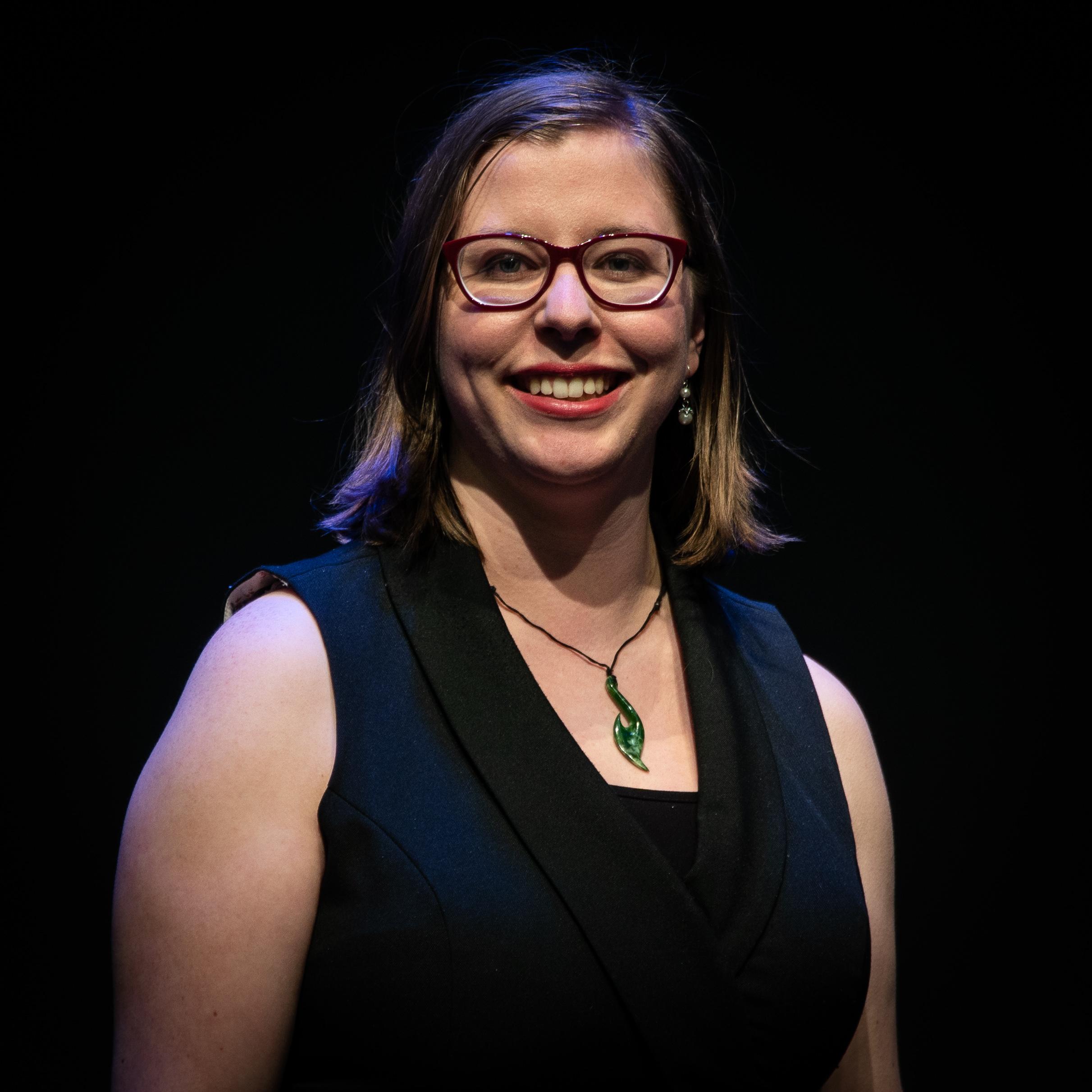 Musical Director - Charlotte Ensor