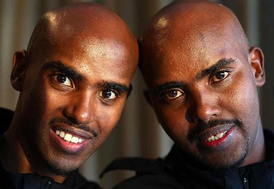 Mo & Hassan Farah