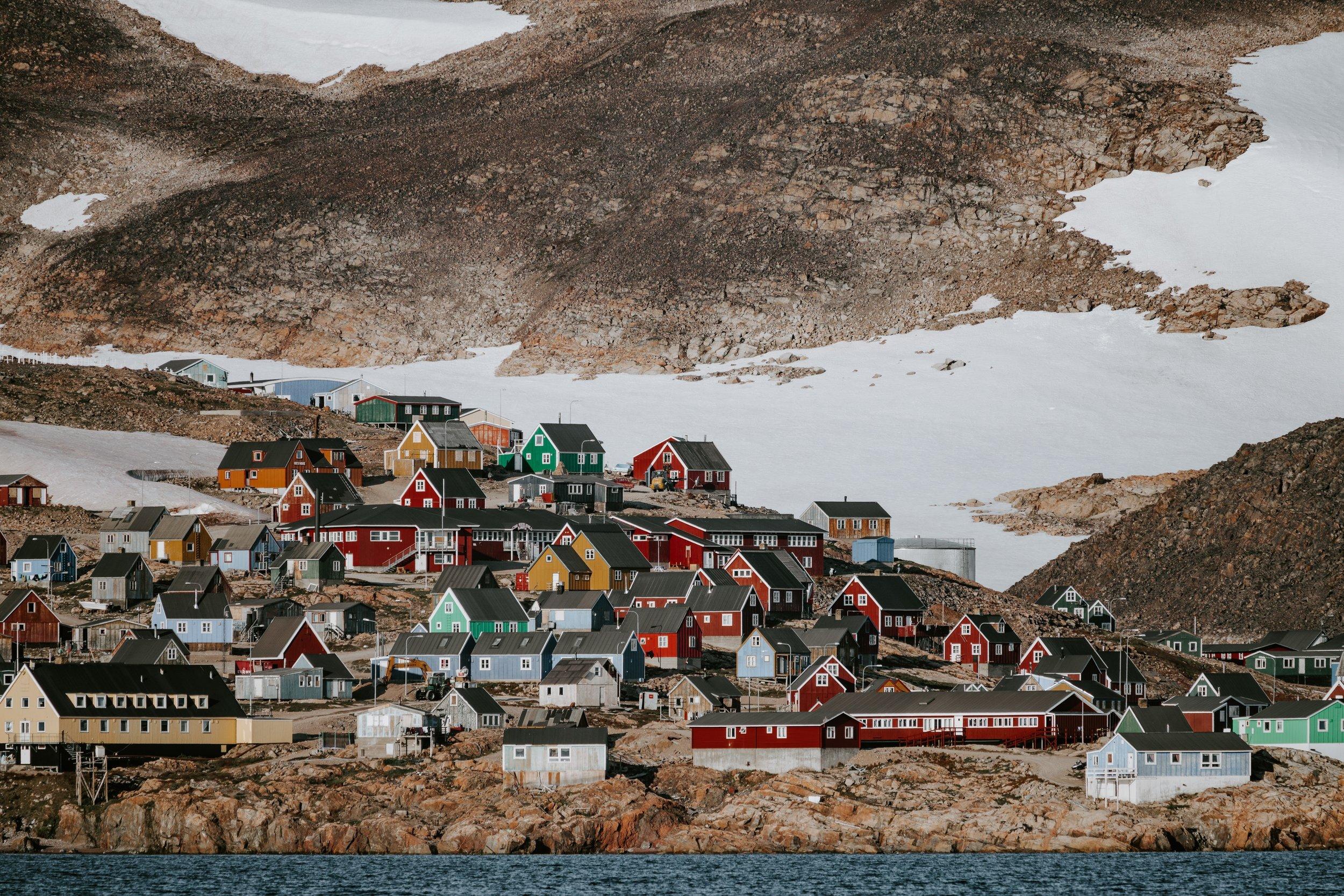 Ittoqqortoormiit, Greenland   -  Photo by  Annie Spratt  on  Unsplash