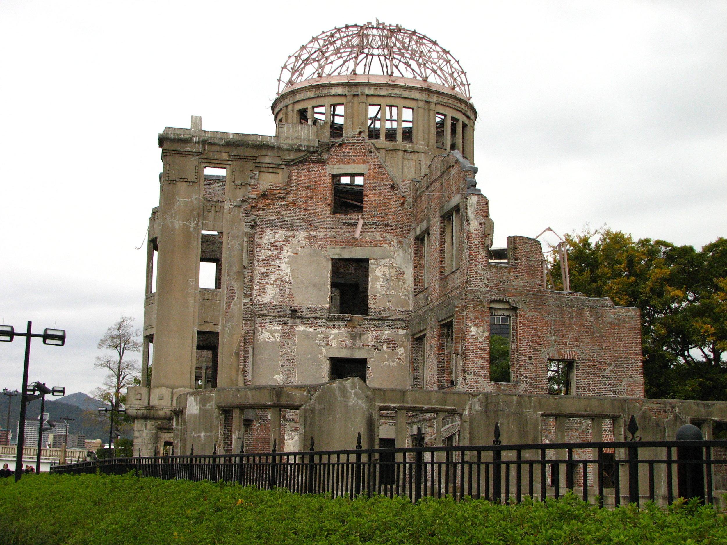 Genbaku Peace Dome, Hiroshima