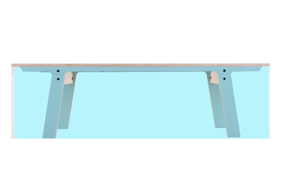 Slim benches