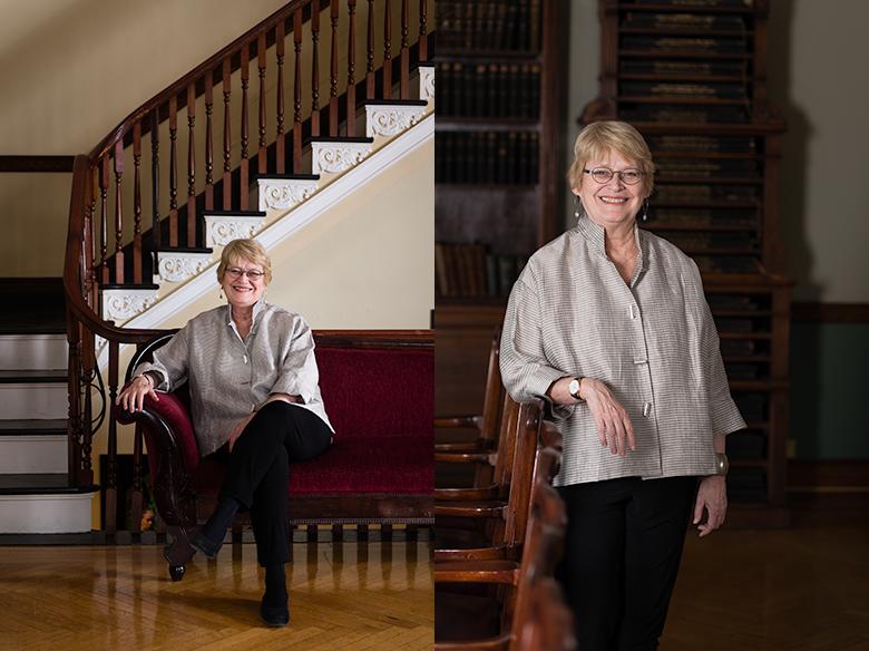 Kay Montgomery -Executive Vice President of theUnitarian Universalist Association