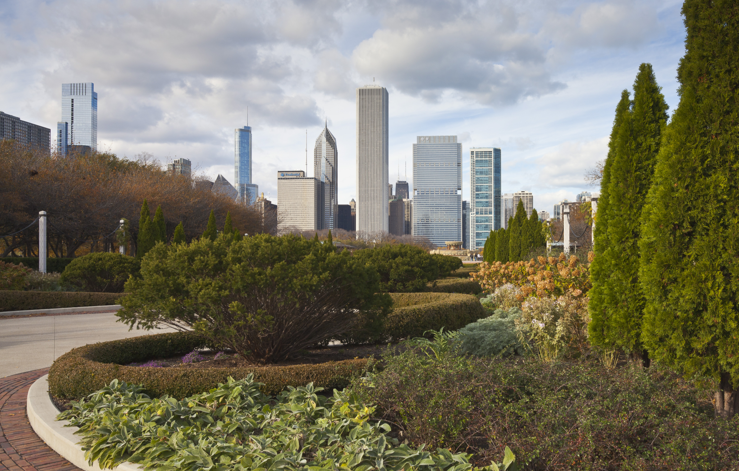 Grant Park, Chicago, Illinois (Diego Delso/Wikimedia Commons, Creative Commons)